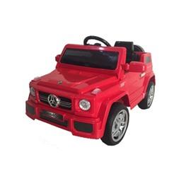 Электромобиль Mers O004OO VIP, красный