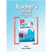 Career paths flight attendant (esp) teacher's book. Книга для учителя