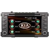Штатное головное устройство Intro CHR-1818SL для KIA Soul с 2009-2011 (IE)