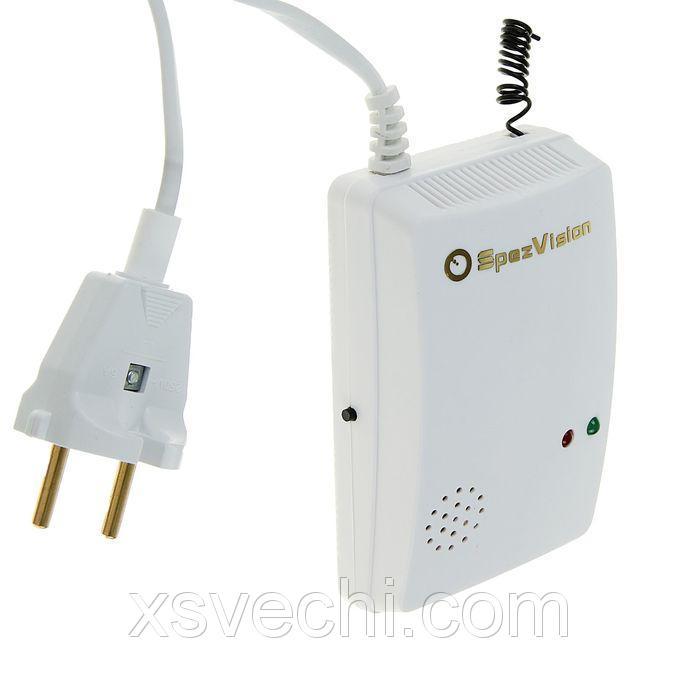 Датчик утечки газа автономный Svplus H-10-GL 433, радиоканальный