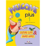 Welcome Plus 1. Culture Clips & Board Games. Beginner. Настольные игры