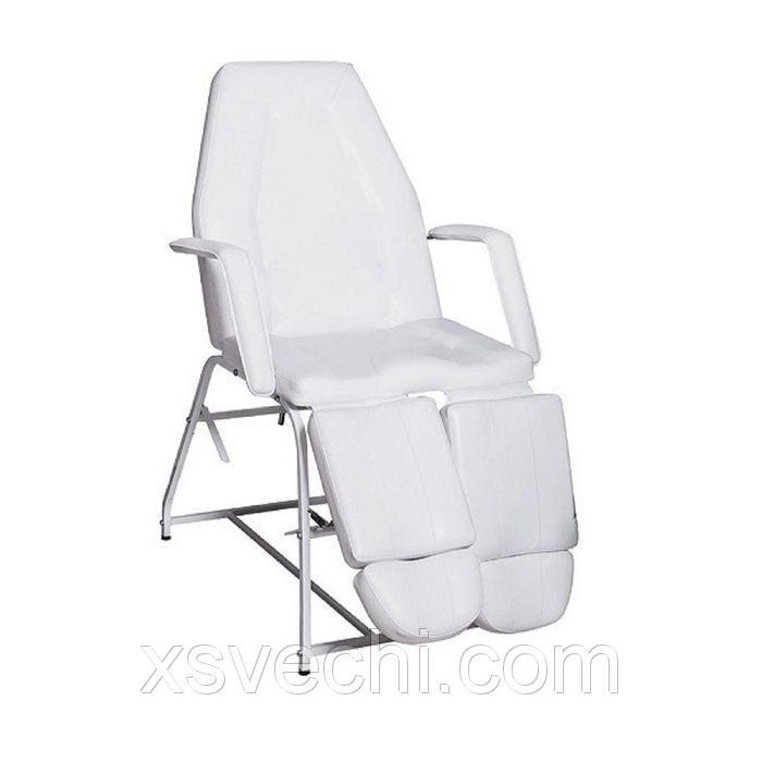 """Педикюрное кресло """"ПК-012"""", цвет белый"""