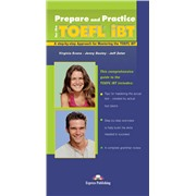 Prepare and Practice for the TOEFL iBT.Class Audio CDs (set of 6). Аудио CD (6 шт.)
