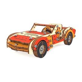 M-WOOD Конструктор 3D деревянный винтовой M-WOOD Спортивная машина