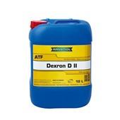 Трансмиссионное масло RAVENOL ATF Dexron D II (10л) АКПП