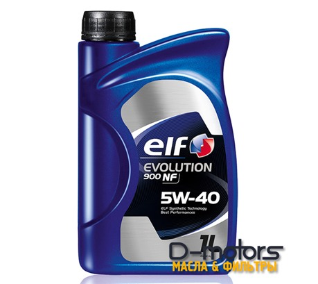 ELF EVOLUTION 900 NF 5W-40 (1л.)