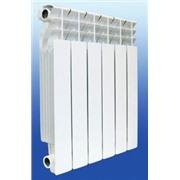 Радиатор  Алюминий 500 * 80 Garanterm