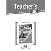 Command & Control (Teacher's Guide) - методическое руководство для учителя