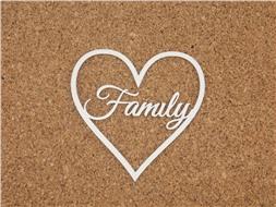Сердечко Family