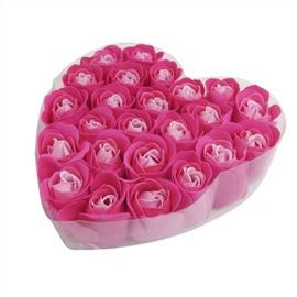 Ароматическое мыло в виде бутонов роз