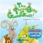 the three billy goats gruff multi-rom