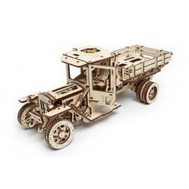 UGears 3D-пазл механический UGears - Грузовик UGM-11