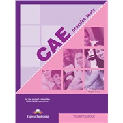 cae practice tests 1 student's book - учебник