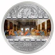 «Тайная вечерня» Леонардо да Винчи Тираж 1000 шт