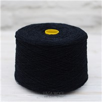Пряжа Lambswool Синий углерод 311, 212м/50г., Knoll Yarns, Carbon blue