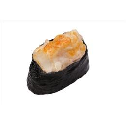 Запеченная суши гребешок