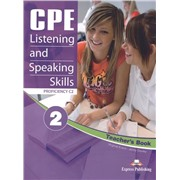 CPE Listening and Speaking Skills 2 (C2) — книга для учителя