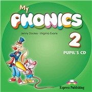 My Phonics 2 Pupil's Audio CD. Аудио CD для работы дома