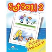 Set Sail 2. Picture Flashcards. Beginner. Раздаточный материал