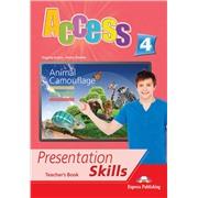 access 4 presentation skills teacher's book - книга для учителя