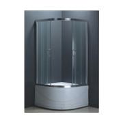 Душевой уголок 90х90х190 Erlit, высокий поддон, тонир. стекло