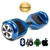 Гироскутер Hoverbot A3 Premium синий (приложение + Bluetooth-музыка + сумка)