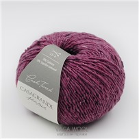 Cash Tweed 210 Fucsia, 150 м/50г, Casagrande