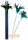 Дразнилка (Nobby) с перьями, 59см