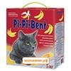 """Pi-Pi-Bent 5кг """"Bananas"""" (коробка) комк. наполнитель д/кошек"""