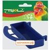 Кормушка Triol BR-44P для птиц (9*6,5*2,5см)