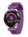 Умные часы Smart Watch Starry Sky H1 фиолетовые