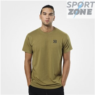 Футболка Better Bodies Harlem Oversize Tee, Military Green