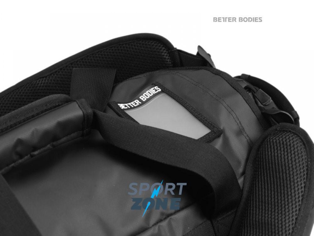 0d383d18ede6 Спортивная сумка Better Bodies Duffel Bag, Black купить для ...