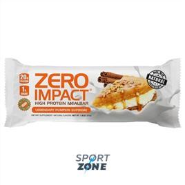 Протеиновые батончики Zero Impact Mealbar- Легендарный Тыквенный Пирог (12 бат)