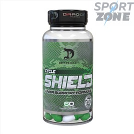 Защита печени CYCLE SHIELD 60CAPS DRAGON PHARMA LABS
