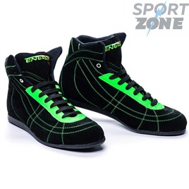 Кроссовки ENERGY 1999 INVICTUS BLACK GREEN/FLUO