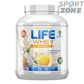 Life Whey Juicy Melon 5lb