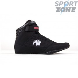 Кроссовки HIGH TOPS BLACK GORILLA WEAR