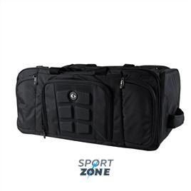 Спортивная сумка SIX PACK FITNESS (SPF) Beast Duffle Stealth (черный/черный)
