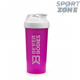 Шейкер Better Bodies Fitness Shaker, Hot Pink