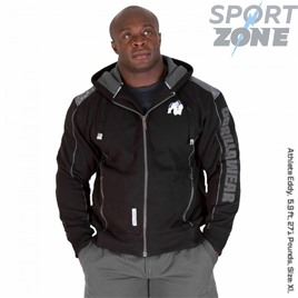 Куртка 82 JACKET BLACK от GORILLA WEAR