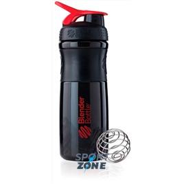 SportMixer 828мл Black/Red [черный/красный]