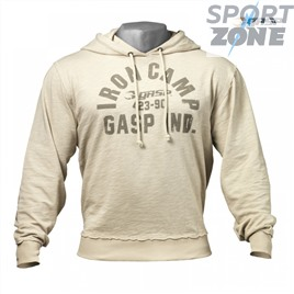 Толстовка GASP Throwback Hoodie, Cement