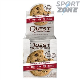Печенье Quest Cookie Chocolate Chip Cookie (12 шт)