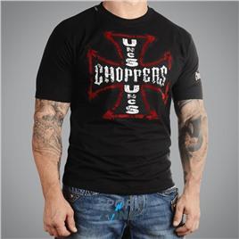 Мужская футболка US CROSS BLACK UNCLE SAM