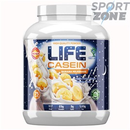 Life Casein Banana milkshake 5lb