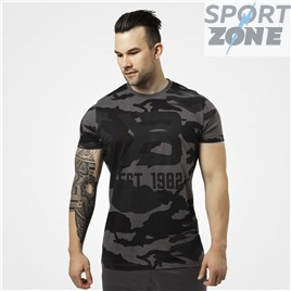 Футболка Better Bodies Washington Tee, Dark Camo