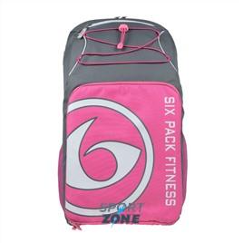Рюкзак Pursuit Backpack 500 серый/розовый/белый