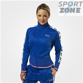 Спортивная куртка Better Bodies Trinity Track Jacket, Strong Blue