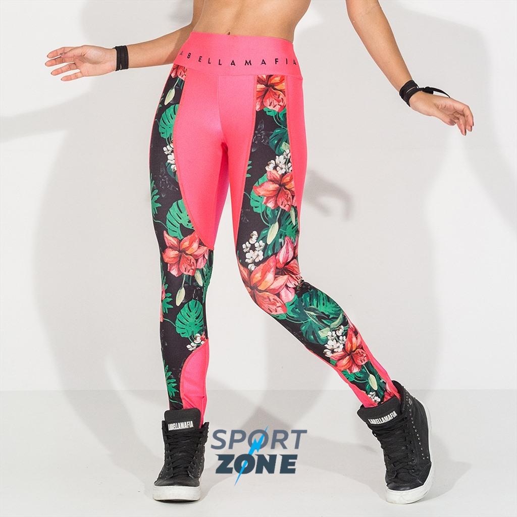 f4a9732c74aa6 ✮Леггинсы Labellamafia Legging Pink Nature ✮ купить для ...